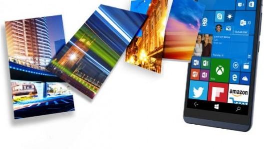 Coship Mobile'ın Windows 10 Telefonu Moly X1, Amazon İngiltere Üzerinde Satışa Sunuldu
