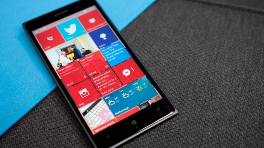 Microsoft, Windows 10 Mobile Insider Preview için Yeni Bir Yapı Yayınladı