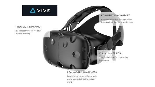 Oculus Rift için gelen oyunlar, HTC Vive'de de oynanabiliyor