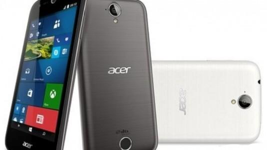 Acer'ın Yeni Windows 10 Mobile Akıllı Telefonu Hırvatistan'da Satışa Sunuldu