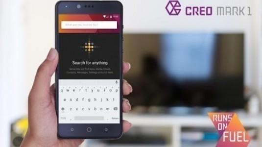 5.5-inç QHD ekrana sahip CREO Mark 1 Satışa Sunuldu