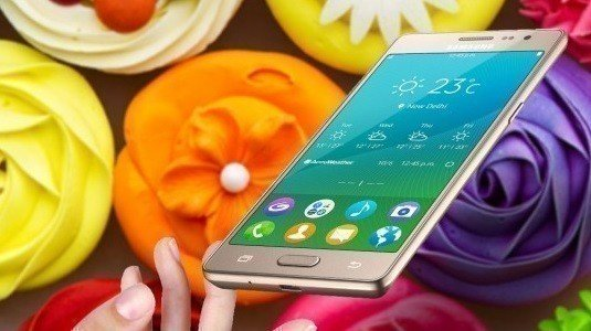 Samsung Z3 akıllı telefonun Hindistan fiyatında dikkat çekici indirim