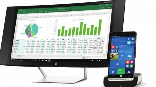 HP'nin Windows 10 Mobile Amiral Gemisi Satışa Çıkmaya Hazırlanıyor