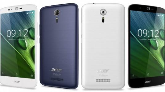 Acer'dan Orta Seviyede Liquid Zest Plus Duyurusu Geldi