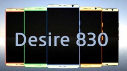 HTC Desire 830, Sertifika Sürecinde Ortaya Çıktı