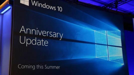 Windows 10 Anniversary Update Temmuz Sonunda Gelebilir