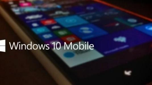 Windows 10 Mobile Yapı 10586.218 Ekran Görüntüsü Geldi