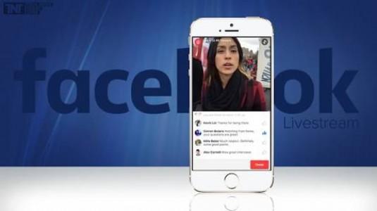 Facebook Live, Türkiye dahil 60 Ülkede Daha Kullanıma Sunuldu