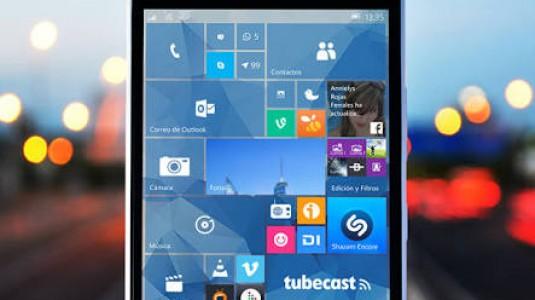 Windows 10 Mobile Redstone, Kilit Ekranında Kamera Butonu ile Gelebilir
