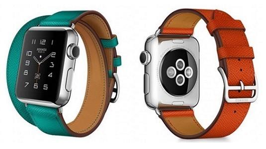 Apple Watch akıllı saat, Hermes kayışlarla çok daha tarz bir tasarıma kavuşacak