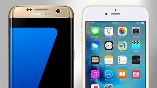 Samsung ve Apple'ın üst seviye phablet modelleri hız testinde karşı karşıya geldi