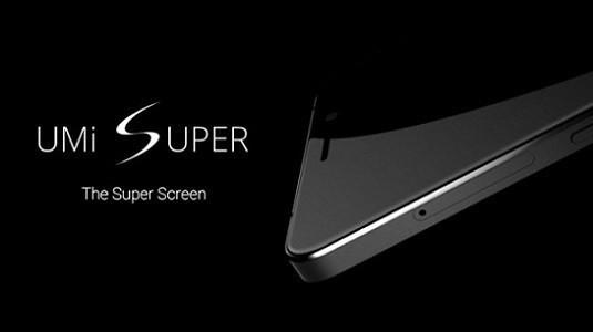 UMi Super akıllı telefon 6GB RAM ve USB Type-C ile sunulacak