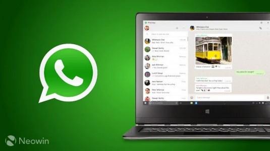 WhatsApp Uygulaması Artık Windows ve Mac Bilgisayarlarda