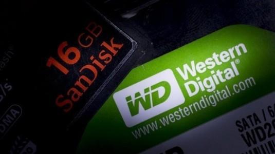 Western Digital, Sandisk'i satın aldı