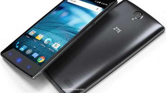 ZTE'nin ZMax Serisine Dev Ekranlı Bir Model Katılıyor
