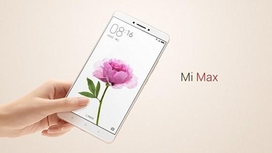 Xiaomi Mi Max,  Global Pazarlarda Satışa Sunuluyor