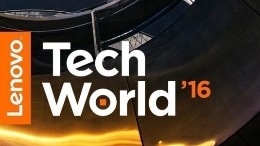 Teknoloji Devleri, Lenovo'nun Tech World Konferansında Buluşacak