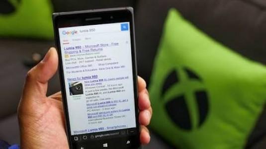 Windows 10 Mobile'ın Tarayıcısı Microsoft Edge Mobil, Gelişmeye Devam Ediyor