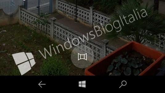 Microsoft,  Windows 10 Mobile Kamera Uygulaması için Panorama Modu Üzerinde Çalışıyor