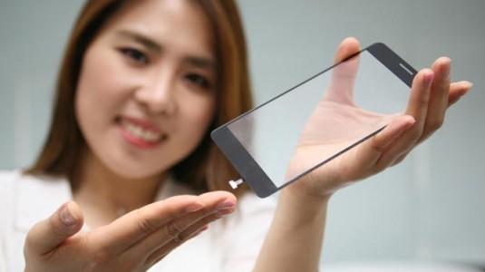 LG'den Butonsuz Parmak İzi Sensörü Duyurusu Geldi