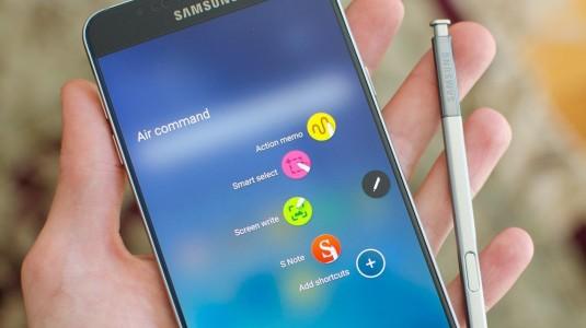 Samsung Galaxy Note 6 Bekleyenler için İlginç Bir Haber Geldi