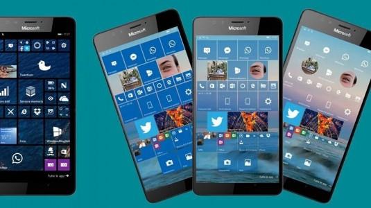 Windows 10 Mobile Yapı 14342.1004 Insider Hızlı Halka için Yayınlandı