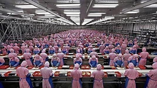 Foxconn'un 60.000 işçi yerine makineleri konumlandırdığı kaydediliyor