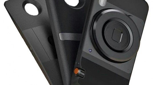 Duyurusu Yaklaşan Lenovo Moto Z, Modüler Tasarımla Geliyor
