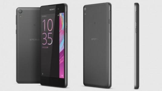 Sony Xperia E5 Resmi Olarak Açıklandı
