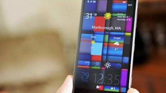 Cherry Mobile Alpha Prime 5 Windows 10 Telefon Satışa Sunuldu