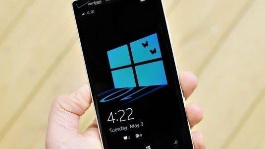 Verizon Lumia Icon,  Windows Insider Programına Dahil Edildi