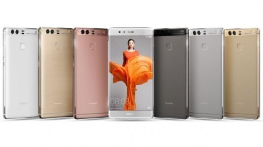 Huawei P9, Hediye Seçeneği İle Gittigidiyor'da Ön Siparişte