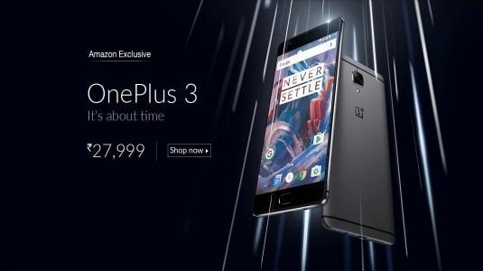 Oneplus 3, Resmi Tanıtım Öncesi Tüm Detayları ile Sızdırıldı