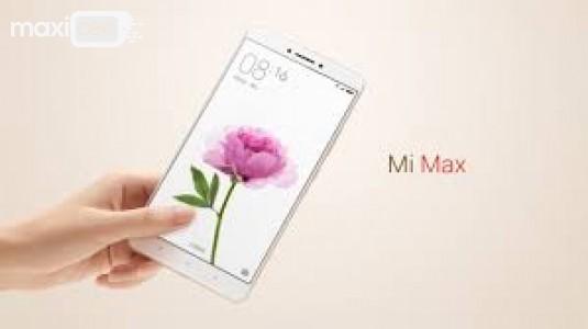 Xiaomi, Dev Ekran Telefonu Mi Max'ı Hindistan'da Satışa Sunuyor