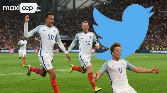 Twitter,  Euro2016 için Popüler Futbolcuları Belirledi