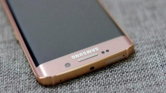 Galaxy S7 Edge Rose Gold Türkiye'de Satışa Sunuldu