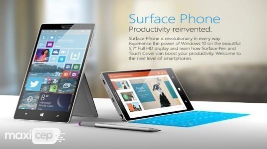 Microsoft Surface Phone Hakkında İlk Resmi Açıklamayı Yaptı