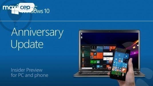 Windows 10 Anniversary Update Güncellemesi Ne Zaman Yayınlanacak