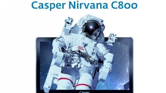 Casper Nirvana C800, Babalar Günü Hediyesi İle Satışta