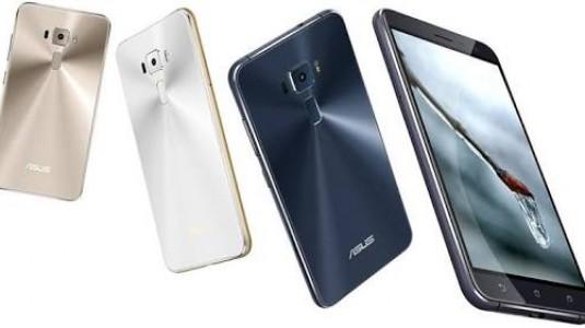 ASUS Zenfone 3 Deluxe, Daha Güçlü İşlemci İle Gelecek