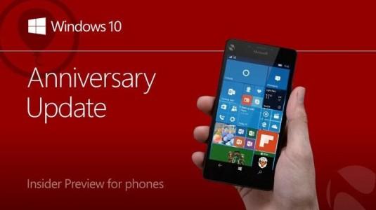 Windows 10 Mobile için Önemli Bir Güncelleme Çok Yakında