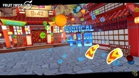 Fruit Ninja, HTC Vive için yayınlandı