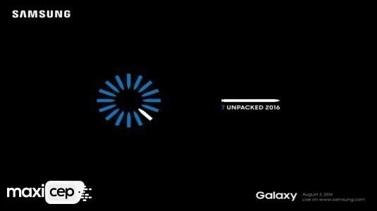 Galaxy Note 7 Tanıtım Tarihi Belli Oldu