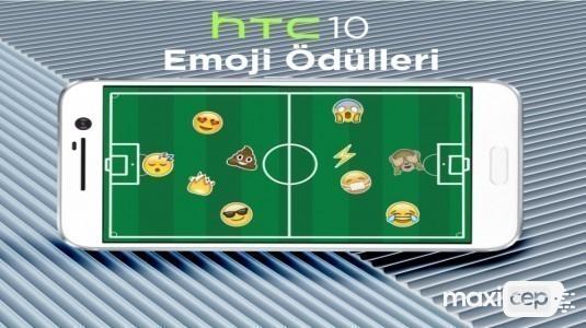 HTC 10 Emoji Ödüllerini Emre Mor Ateşi Sardı