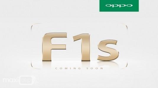 Oppo,  F1s için İlk Teaser Görüntüyü Yayınladı