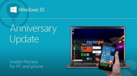 Windows 10 Yapı 14393.5 Toplu Güncelleştirme Yayınlandı