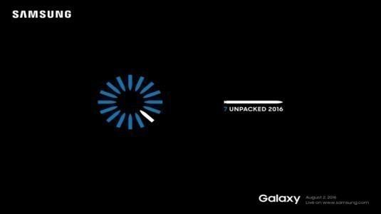 Samsung Galaxy Note 7 Tanıtımını Canlı İzleyin