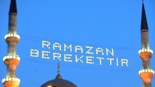 Tüm İslam aleminin Ramazan Bayramını kutlarız