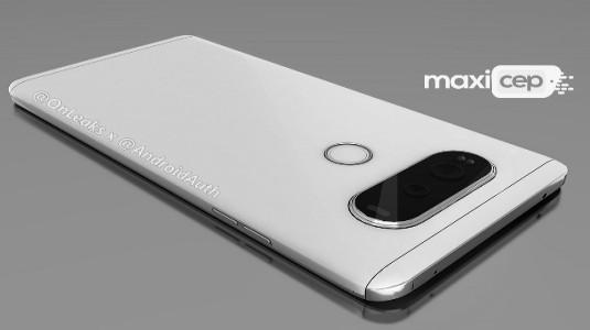 İlk Android 7.0 Nougat Akıllı Telefon LG V20 Olacak