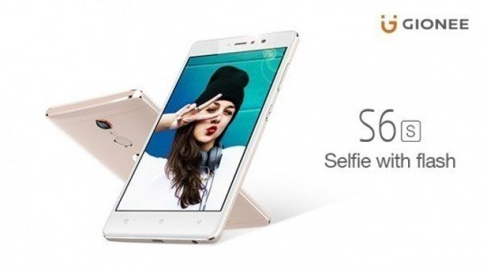 Gionee S6s Adında Yeni Bir Telefon Duyurusuna Hazırlanıyor